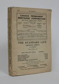 The Canadian Almanac and Miscellaneous Directory for the Year 1912 by  Arnold W Thomas - 1911 - from Minotavros Books (SKU: 005249)
