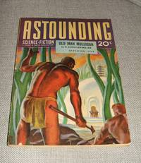 image of Astounding Science Fiction for December 1940