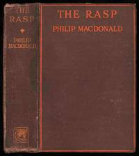 image of The Rasp; A Detective Story