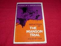 image of Reflections on the Manson Trial : Journal of a Pseudo-Juror