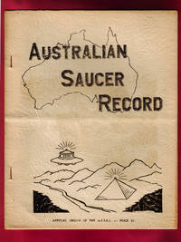 Australian Saucer Record [Australian Flying Saucer Research Society] - Volume 5, No. 2, 1959. Purnong Landing / AVRO Saucer / from Max Miller's Collection