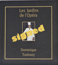 Les jardins de l 39 opera by dominique toulousy signed - Stephane tournie les jardins de l opera ...