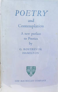 Poetry and Contemplation:  A New Preface to Poetics