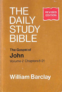 image of Gospel of John: Chapters 8-21 v. 2 (Daily Study Bible)