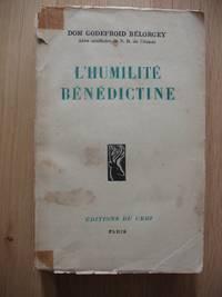 L'Humilite Benedictine