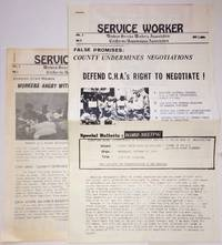 image of Service Worker [two issues]