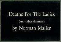 image of DEATHS FOR THE LADIES: And Other Disasters.