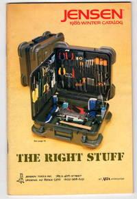 Jensen 1986 Winter Catalog: The Right Stuff