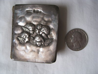 example of a miniature book