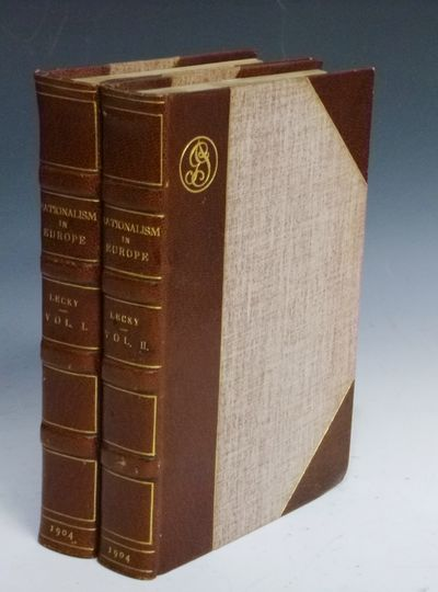 London: Longmans, Green and Co, 1904. Octavo. In two volumes. Half-titles, xxxi, 408pp and xiii, 430...