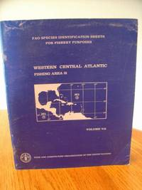 image of Western Central Atlantic Fishing Area 31 VOLUME VII; Alphabetical Index of Scientific and Vernacular Names