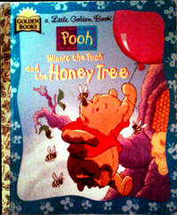A Little Golden Book Pooh Winnie the Pooh an the Honey Tree