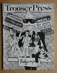 Trouser Press. August/September 1976. No. 15.