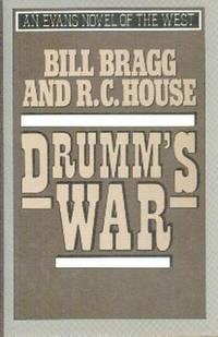image of Drumm's War.  An Evans Novel of the West