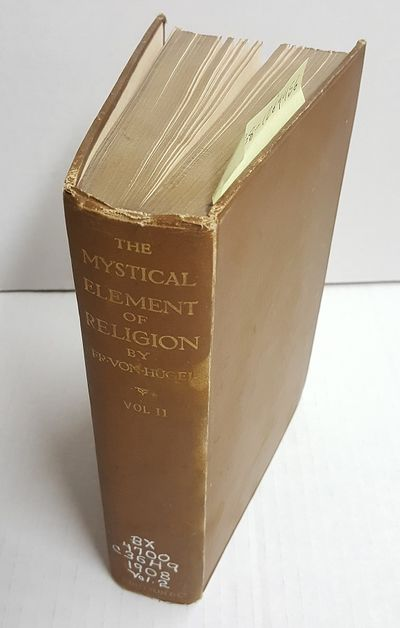 London: J.M. Dent & Co, 1908. Volume 2 only. Octavo; G+/no-DJ; Spine is tan with faded gold and brig...