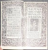 The Plays Of Richard Brinsley Sheridan (Everyman Library)