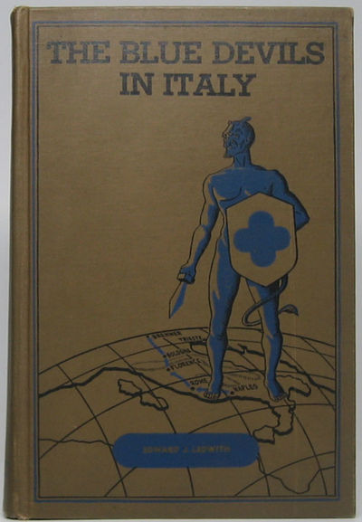 Washington, DC: Infantry Journal Press, 1947. Hardcover. Small 4to. Khaki green cloth with black and...