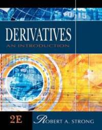 image of Derivatives: An Introduction
