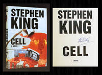 Cell: A Novel (Signed & PSA Authenticated 1st Edition) by Stephen King - 2006