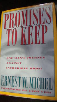 Promises to Keep  (1993, Hardcover)SIGNED COPY-1ST ED.-4TH PRINT