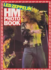 Led Zeppelin HM Photo Book