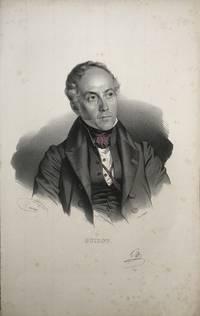 GUIZOT. [Portrait of François Guizot]