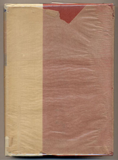 Roslyn, NY: Walter J. Black, Inc, 1969. First edition. Hardcover. 284pp. Octavo 1/2 beige cloth with...