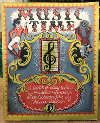 Music Time : A Book of Easy Tunes. Puffin Picture Books No. 80