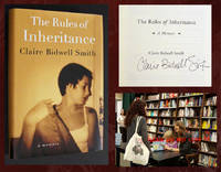 The Rules of Inheritance (SIGNED 1st Ed)