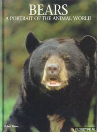 Bears. A portrait of the animal world