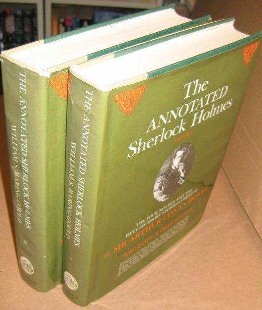9780517502914 - The Annotated Sherlock Holmes by William Baring-Gould