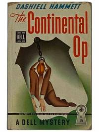 The Continental Op Dell Mapback No. 129