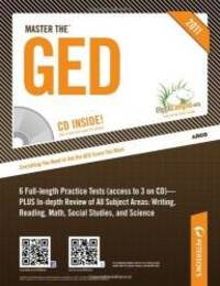 Master the GED 2011 (w/CD) (Master the Ged (Book & CD-Rom))