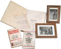 Small Collection of Signed and Inscribed Books and Photographs