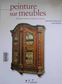 image of Peinture sur meubles : Inspiration Renaissance italienne et motifs d'art populaire, Edition bilingue français-anglais