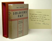 SOLDIER'S PAY. Signed