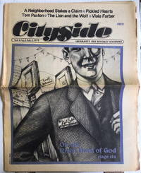 Cityside: Milwaukee's Free Biweekly Newspaper. Volume 3 Number 3. February 5, 1979 / Cityside Arts & Entertainment February 5, 1979