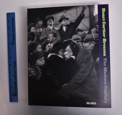 new York: Museum of Modern Art, 2010. Softcover. VG+. Henri Cartier-Bresson (1908-2004) is one of th...