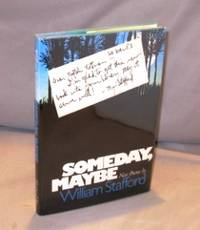 image of Someday, Maybe:  Poems.