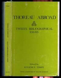 THOREAU ABROAD TWELVE BIBLIOGRAPHICAL ESSAYS
