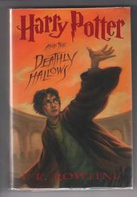 Harry Potter and the Deathly Hallows by J.K. Rowling - First American Edition, 1st Printing - 2005 - from Uncommon Works, IOBA (SKU: 927)