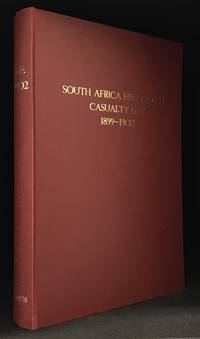 image of List of Casualties in South African Field Force, from 11th October, 1899, to 20th March, 1900. Plus 5 Sections Ending 1st January, 1902, TP the 31st May, 1902