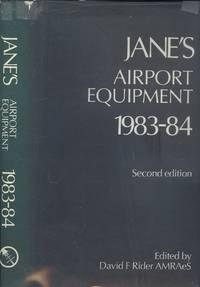 Jane's Airport Equipment- 1983-1984