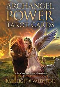 image of Archangel Power Tarot Cards: