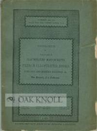 London: Sotheby and Co, 1929. stiff paper wrappers. large 8vo. stiff paper wrappers. 70 pages + fold...