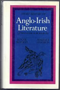 Short History of Anglo-Irish Literature From its origins to the present day