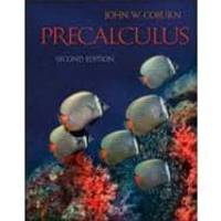 Precalculus, Annotated Instructor's Edition