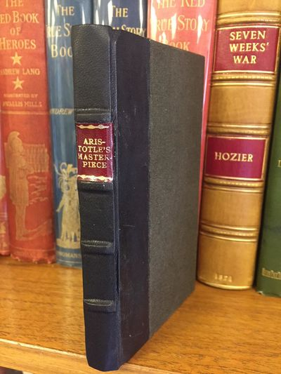 London: W. B., 1728. Hardcover. 16mo, 124 pages; rebound in modern 1/4 black leather with burgundy l...