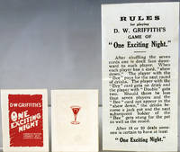 "Game of D.W. Griffith's ""One Exciting Night"