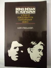 Being Indian In Hueyapan: a Study Of Forced Identity In Contemporary Mexico